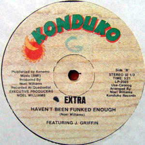 EXTRA – Haven't Been Funked Enough