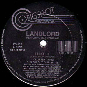 LANDLORD feat DEX DANCLAIR - I Like It