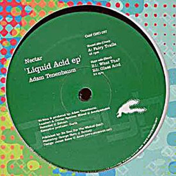 NECTAR - Liquid Acid EP