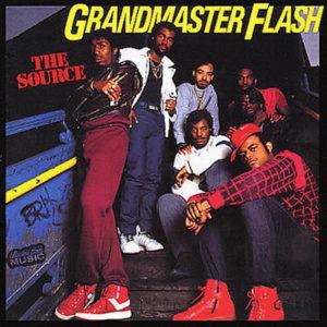 GRANDMASTER FLASH – The Suorce