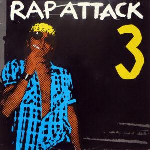 VARIOUS - Rap Attack 3