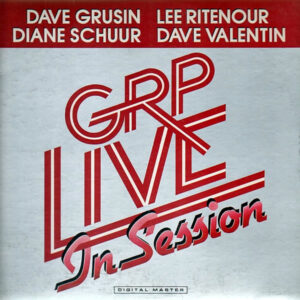 VARIOUS - GRP Live In Session