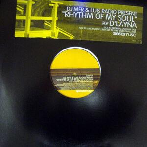 DJ MFR & LUIS RADIO feat D'LAYNA - Rhythm Of My Soul