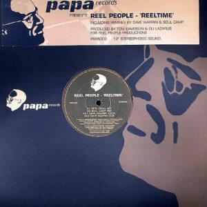 REEL PEOPLE - Reel Time