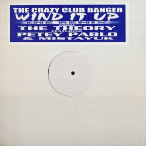 THE THEORY featuring PETEY PABLO & MISTAYUK - Wind It Up Remix