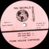 FUNK HOUSE EXPRESS - On The Mix