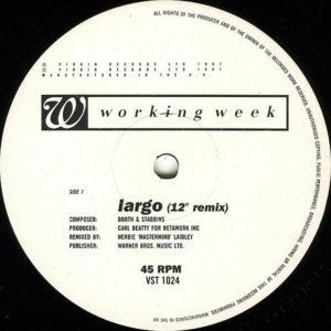 WORKING WEEK - Largo