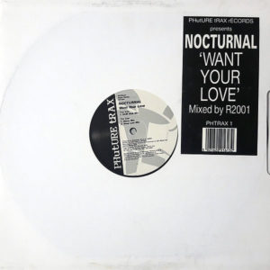 NOCTURNAL - Want Your Love