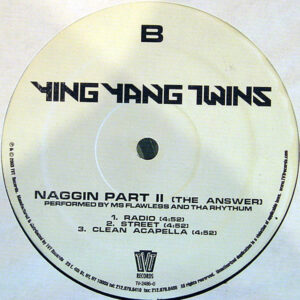 YING YANG TWINS – What The F**k!