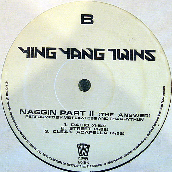 YING YANG TWINS - What The F**k!