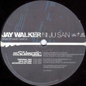 JAY WALKER - Ni Ju San