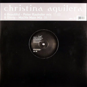 CHRISTINA AGUILERA – Beautiful/Dirrty