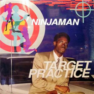 NINJA MAN - Target Practice
