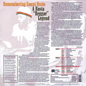 COUNT OSSIE – Remembering ( Green Vinyl )
