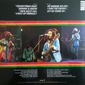 BOB MARLEY & THE WAILERS – Live!