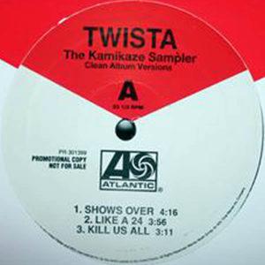 TWISTA - The Kamikaze Sampler