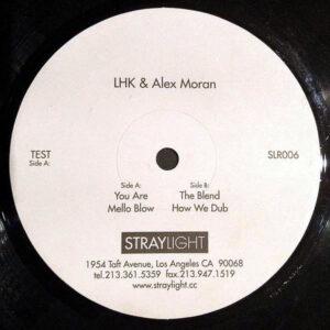 LHK & ALEX MORAN - Coppa Feel EP
