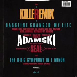 ADAMSKI – Killer Remix