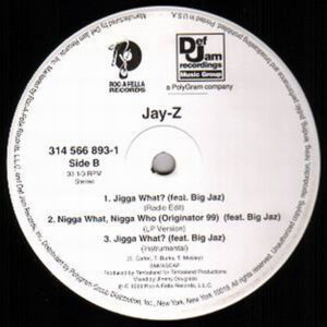 JAY-Z – Money, Cash Hoes Remix/Jigga What Jigga Who