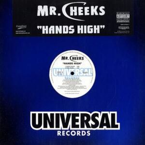MR CHEEKS - Hands High