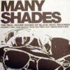 VARIOUS - Many Shades The Real House Sound Of Black Vinyl Records