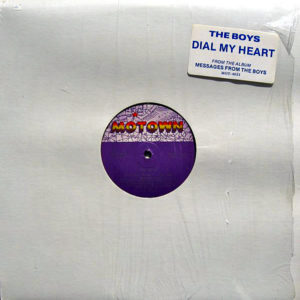 THE BOYS - Dial My Heart