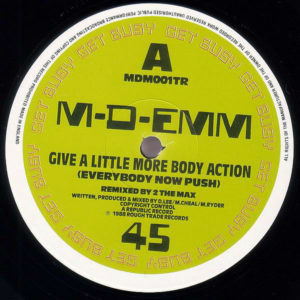 M-D-EMM – Get Busy The Remix