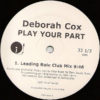 DEBORAH COX - Play Your Part