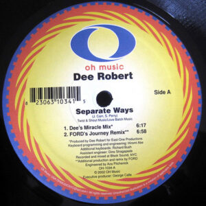 DEE ROBERT – Separate Ways