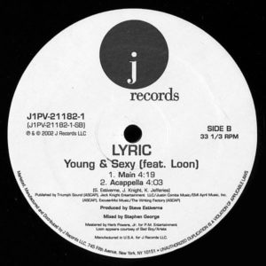 LYRIC feat LOON – Young & Sexy