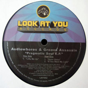 AUDIOWHORES & GROOVE ASSASSIN – Pragmatic Soul EP