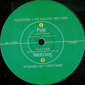 ARAKATUBA – Pele'/Socrates