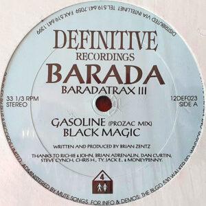 BARADA - Baradatrax III