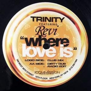 TRINITY feat REVI – Where Love Is