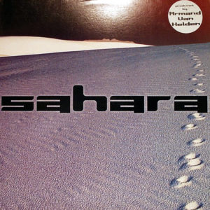 SAHARA – Wasn't The Only