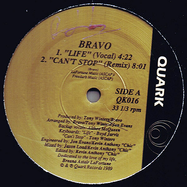 BRAVO - Life