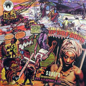 FELA ANIKULAPO KUTI & THE AFRICA '70 - Upside Down/Go Slow