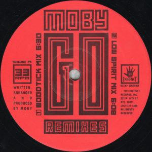MOBY - Go Remixes