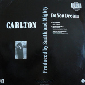 CARLTON – Do You Dream