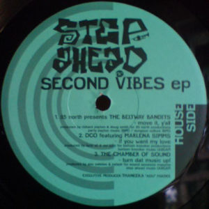 VARIOUS – Second Vibes EP