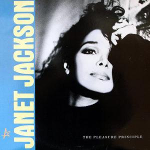 JANET JACKSON – The Pleasure Principle