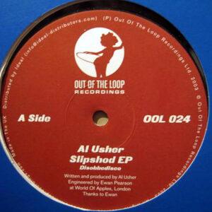 AL USHER – Slipshod EP