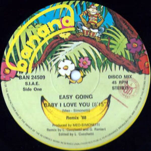 EASY GOING – Baby I Love You Remix