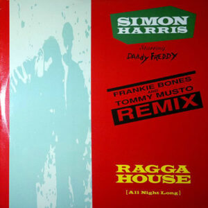 SIMON HARRIS feat DADDY FREDDY - Ragga House Remix