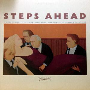 STEPS AHEAD – Steps