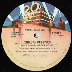 STEPHANIE MILLS – You Can Get Over