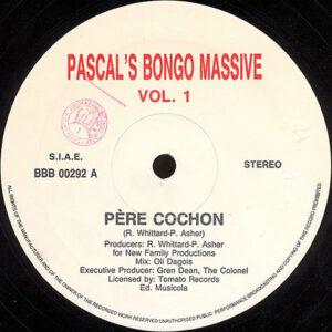 PASCAL'S BONGO MASSIVE - Vol 1