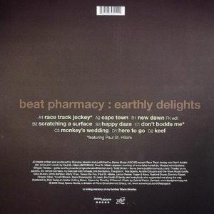 BEAT PHARMACY – Earthly Delights