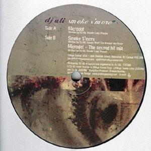 DJ ALI feat BRETT VON BRENDE – Smoke S' More