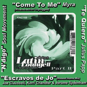 VARIOUS – Abstract Latin Lounge II Part 2
